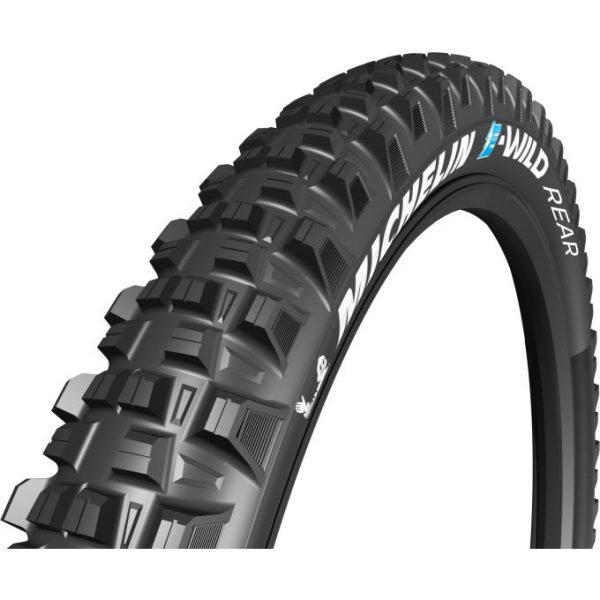 Michelin E Wild rear